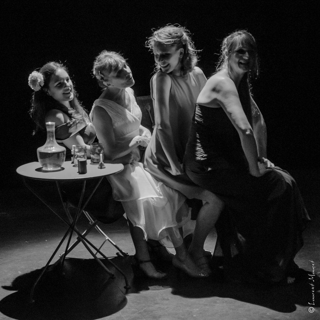 Les fées de l'effet au chok théâtre 2 par Laurent Mauret